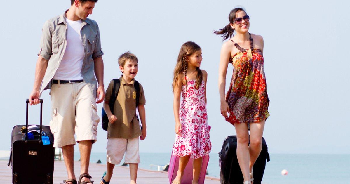 Les bonnes raisons de voyager en famille